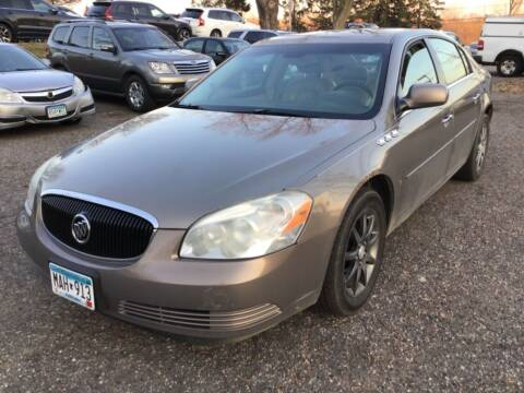 2007 Buick Lucerne for sale at Sparkle Auto Sales in Maplewood MN