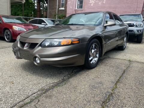 2000 Pontiac Bonneville for sale at MG Auto Sales in Pittsburgh PA
