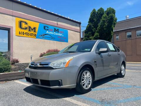 2008 Ford Focus for sale at Car Mart Auto Center II, LLC in Allentown PA