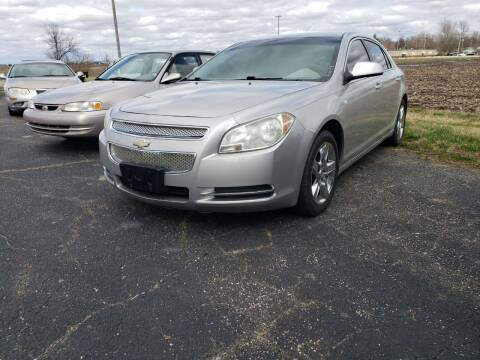 2008 Chevrolet Malibu for sale at Taylorville Auto Sales in Taylorville IL
