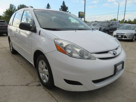 2008 Toyota Sienna for sale at Import Exchange in Mokena IL