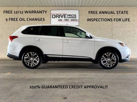 2018 Mitsubishi Outlander for sale at Drive Pros in Charles Town WV