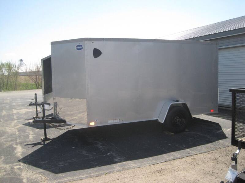 2021 UNITED 6 FT X 12 FT for sale at G T AUTO PLAZA Inc in Pearl City IL