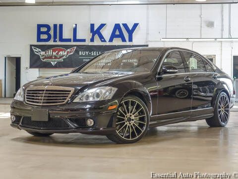 2007 Mercedes-Benz S-Class for sale at Bill Kay Corvette's and Classic's in Downers Grove IL