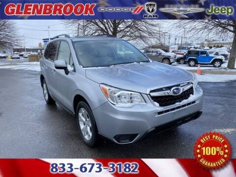 2014 Subaru Forester for sale at Glenbrook Dodge Chrysler Jeep Ram and Fiat in Fort Wayne IN