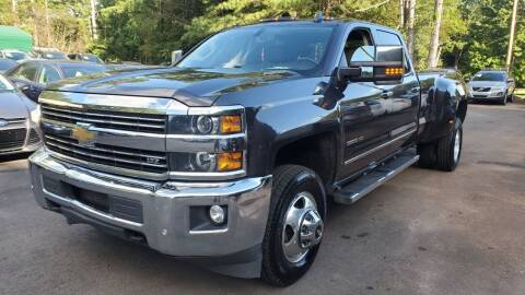 2015 Chevrolet Silverado 3500HD for sale at GA Auto IMPORTS  LLC in Buford GA