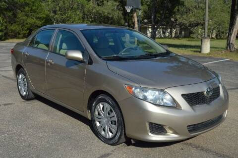 2010 Toyota Corolla for sale at Coleman Auto Group in Austin TX