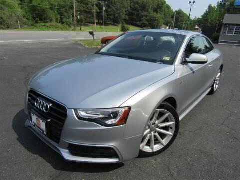 2015 Audi A5 for sale at Guarantee Automaxx in Stafford VA