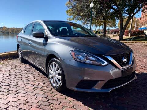 2018 Nissan Sentra for sale at PUTNAM AUTO SALES INC in Marietta OH