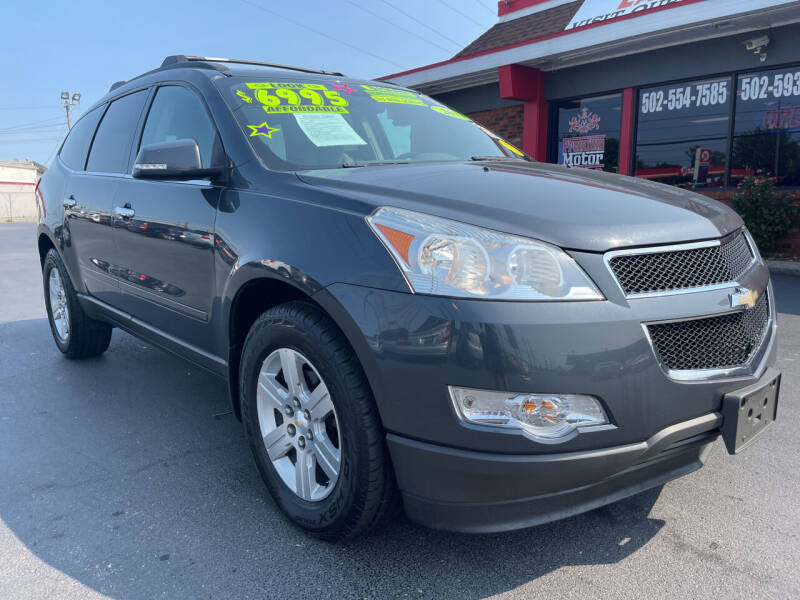 2010 Chevrolet Traverse for sale at Premium Motors in Louisville KY