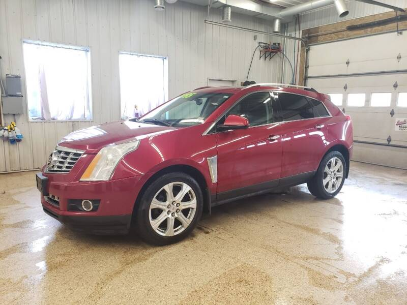 2013 Cadillac SRX for sale at Sand's Auto Sales in Cambridge MN