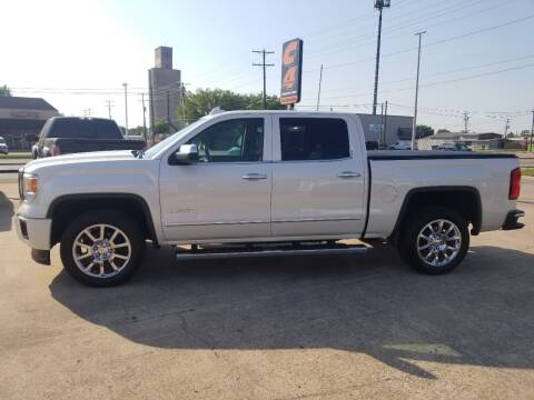 2015 GMC Sierra 1500 for sale at C4 AUTO GROUP in Claremore OK