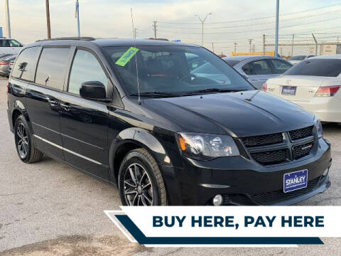 2016 Dodge Grand Caravan for sale at Stanley Direct Auto in Mesquite TX