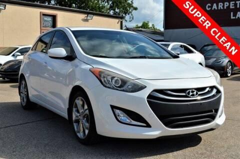 2013 Hyundai Elantra GT for sale at LAKESIDE MOTORS, INC. in Sachse TX