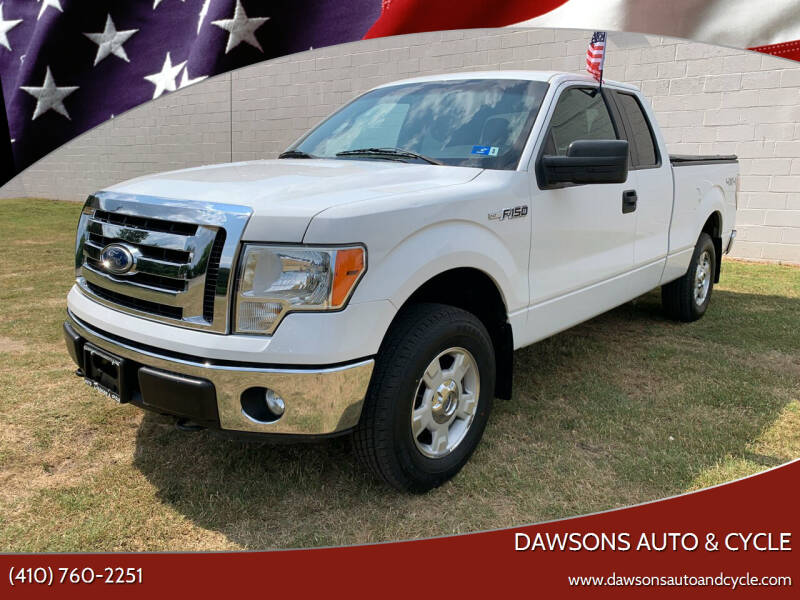 2011 Ford F-150 for sale at Dawsons Auto & Cycle in Glen Burnie MD