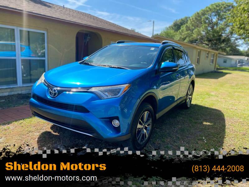 2016 Toyota RAV4 for sale at Sheldon Motors in Tampa FL