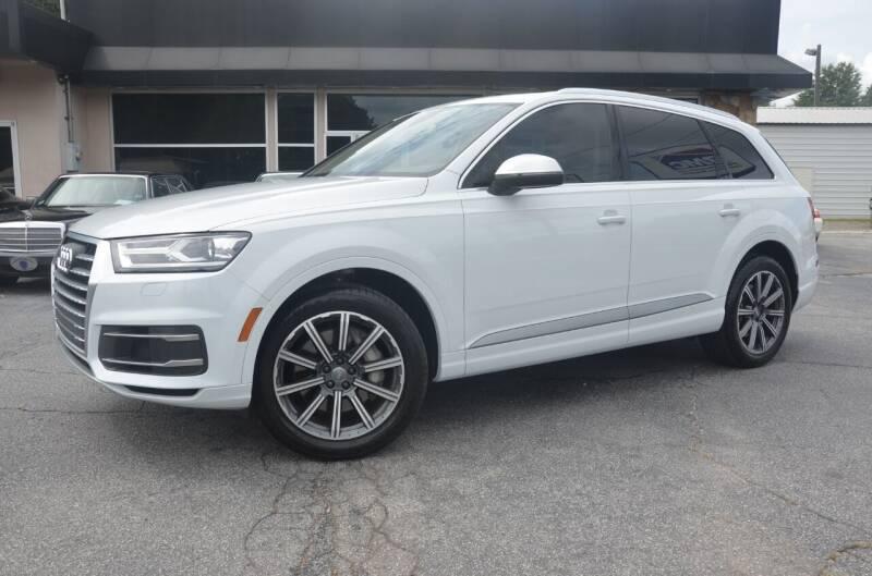 2017 Audi Q7 for sale at Amyn Motors Inc. in Tucker GA