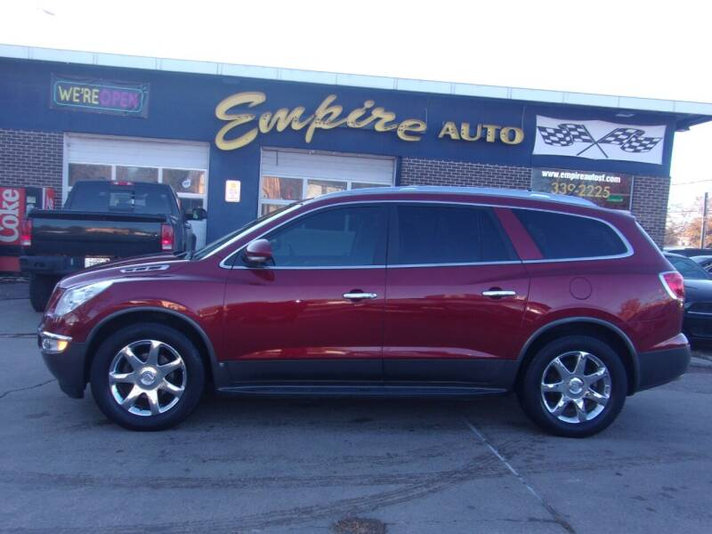 2010 Buick Enclave for sale at Empire Auto Sales in Sioux Falls SD