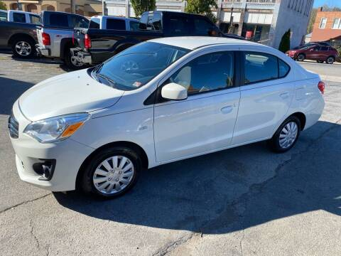 2017 Mitsubishi Mirage G4 for sale at East Main Rides in Marion VA