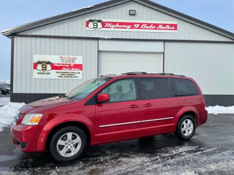 2008 Dodge Grand Caravan for sale at Highway 9 Auto Sales - Visit us at usnine.com in Ponca NE
