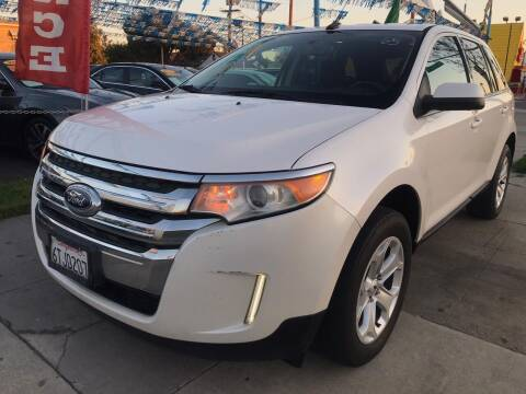 2012 Ford Edge for sale at Plaza Auto Sales in Los Angeles CA