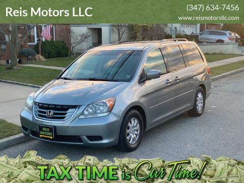 2010 Honda Odyssey for sale at Reis Motors LLC in Lawrence NY