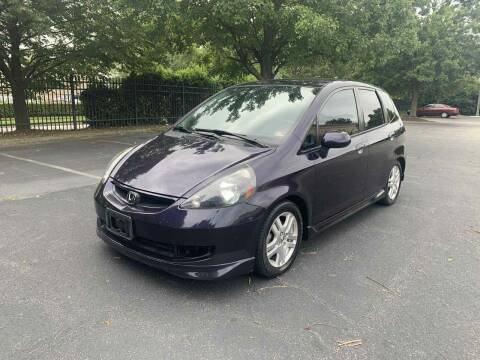 2008 Honda Fit for sale at Wheel Deal Auto Sales LLC in Norfolk VA