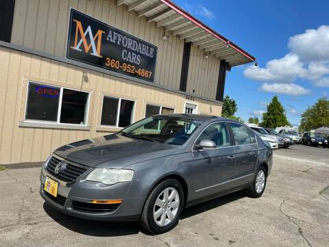 2006 Volkswagen Passat for sale at M & A Affordable Cars in Vancouver WA