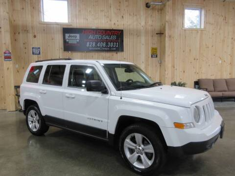 2016 Jeep Patriot for sale at Boone NC Jeeps-High Country Auto Sales in Boone NC