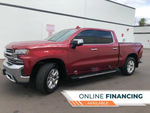 2019 Chevrolet Silverado 1500 for sale at EXPRESS AUTO GROUP in Phoenix AZ