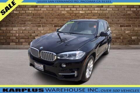 2016 BMW X5 for sale at Karplus Warehouse in Pacoima CA