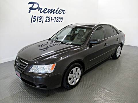 2009 Hyundai Sonata for sale at Premier Automotive Group in Milford OH