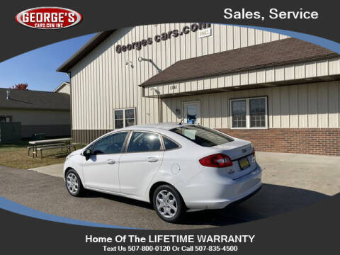 2011 Ford Fiesta for sale at GEORGE'S CARS.COM INC in Waseca MN