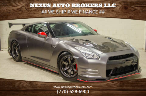 2012 Nissan GT-R for sale at Nexus Auto Brokers LLC in Marietta GA
