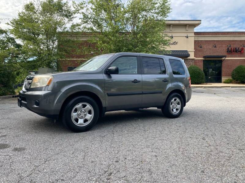 2011 Honda Pilot for sale at GTO United Auto Sales LLC in Lawrenceville GA