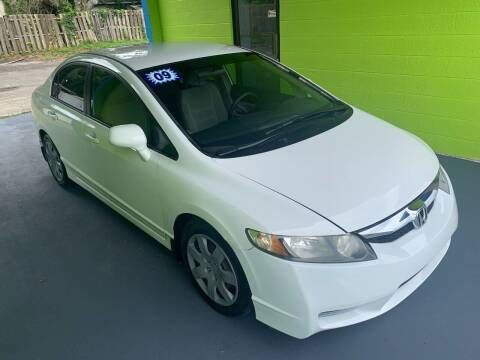 2009 Honda Civic for sale at Autos to Go of Florida in Daytona Beach FL