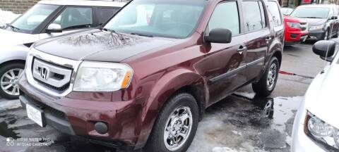 2011 Honda Pilot for sale at Village Auto Outlet in Milan IL