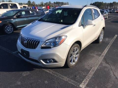 2013 Buick Encore for sale at Kansas Car Finder in Valley Falls KS