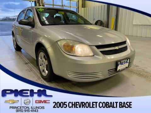 2005 Chevrolet Cobalt for sale at Piehl Motors - PIEHL Chevrolet Buick Cadillac in Princeton IL