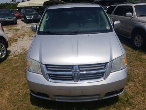 2010 Dodge Grand Caravan for sale at Wally's Cars ,LLC. in Morehead City NC