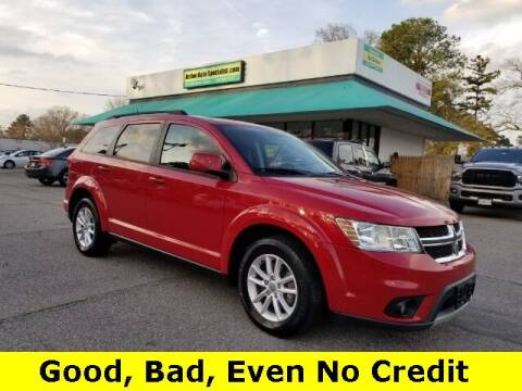 2016 Dodge Journey for sale at Action Auto Specialist in Norfolk VA