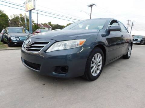 2011 Toyota Camry for sale at AMD AUTO in San Antonio TX