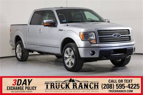2010 Ford F-150 for sale at Truck Ranch in Twin Falls ID