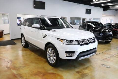 2017 Land Rover Range Rover Sport for sale at RPT SALES & LEASING in Orlando FL