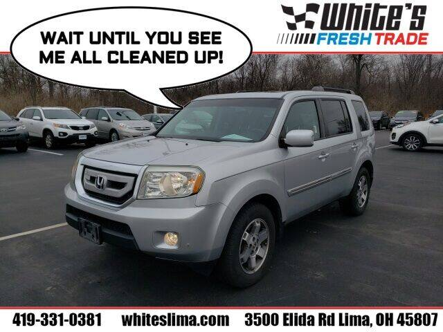 2011 Honda Pilot for sale at White's Honda Toyota of Lima in Lima OH