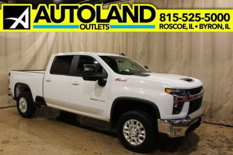 2020 Chevrolet Silverado 2500HD for sale at AutoLand Outlets Inc in Roscoe IL