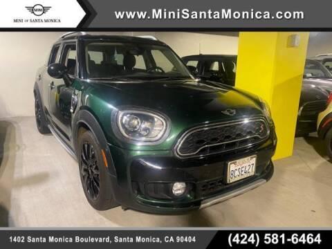 2018 MINI Countryman for sale at MINI OF SANTA MONICA in Santa Monica CA
