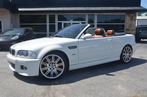 2006 BMW M3 for sale at Amyn Motors Inc. in Tucker GA