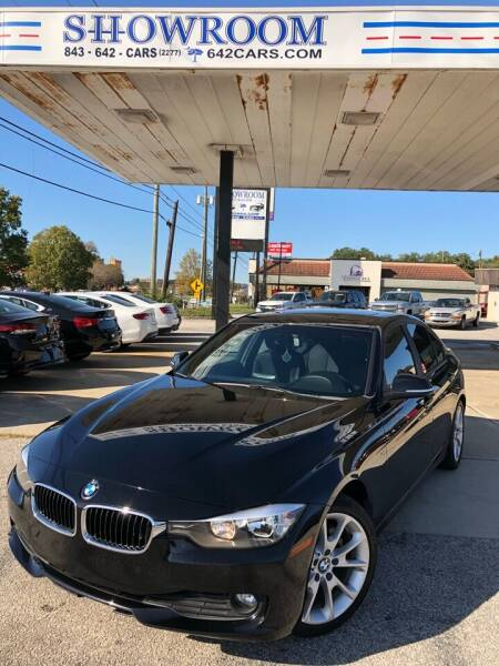 2014 BMW 3 Series for sale at Showroom Auto Sales of Charleston in Charleston SC
