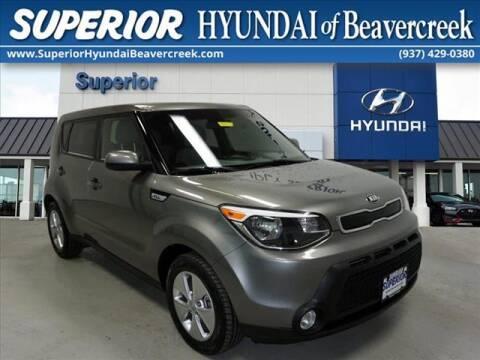 2015 Kia Soul for sale at Superior Hyundai of Beaver Creek in Beavercreek OH